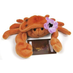 Hawaiian Hihee Crab Plush Collectible Toy