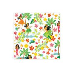 Hula Honeys Hawaiian Gift Wrap Paper 2 Rolls