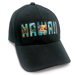 Hawaiian State Aloha Baseball Cap Hat By Eddy Y