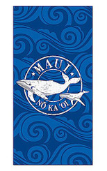 Hawaii Beach Towel Island Maui No Ka Oi