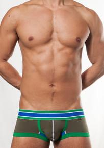 TOOT Underwear Number PT Nano Trunk Khaki (NB04E233-Khaki)