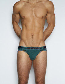C-IN2 Underwear - Zen Active Sport Brief Lumber Jack (3214-466)