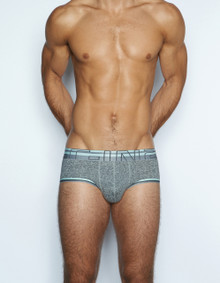 C-IN2 Underwear - Zen Punt Trunk Block Heather (3264-091)