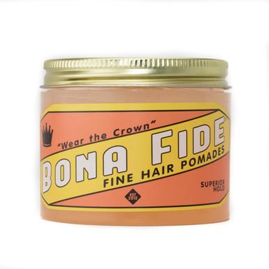 Bona Fide Superior Hold Hair Pomade (4.0 oz)