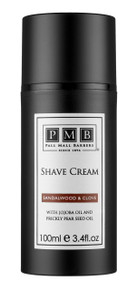 Pall Mall Barbers Shaving Cream (100ml) (PMB-SP-002)