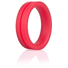 Screaming O RingO Pro LG Cock Ring Red (RP1-110-RD)