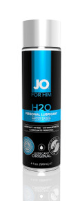 System JO H2O For Men Original Lubricant 120ml (40377)
