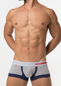 TOOT Underwear Wide Hem Trunk Grey (CB05G274-Grey)