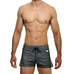 STUD Beachwear Lima Shorts Black (RW808BS01)