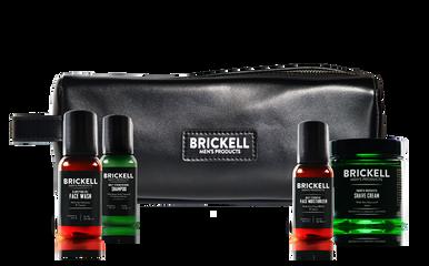 Brickell Men's Products Essential Travel Dopp Kit