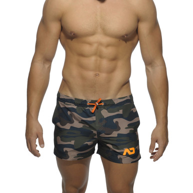 Addicted Swimwear Camouflage Beachshorts ADS096