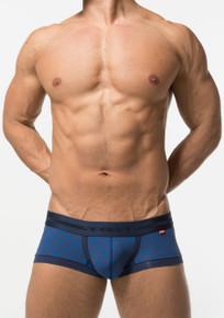 TOOT Underwear Monogram Nano Trunk Navy (NB34H309-Navy)