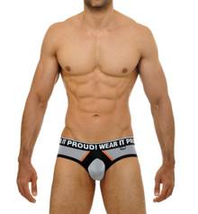 STUD Underwear Bronco Brief Grey (U853LB20)