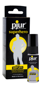 pjur Superhero Concentrated Delay Serum 120ml