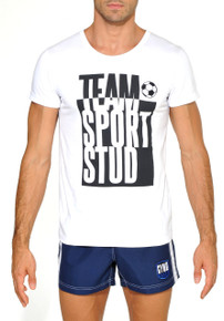 STUD Team Sport Athletic Tee