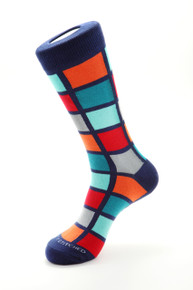Unsimply Stitched Socks Window Pane
