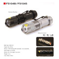 F5104 Flashlight available in black only