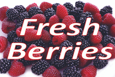 Buy a Full Color Raspberries & Blackberries Banner Here.