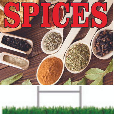 Let Customer Know you Offer Spiced!
