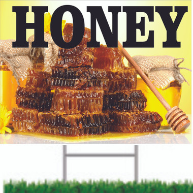 Honey A Great Way To Invite Customer in.