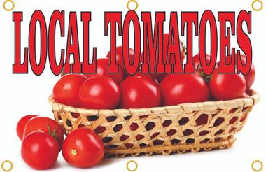 Local Tomatoes Banner VB 79