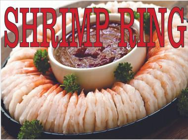 Shrimp Ring Party Platter