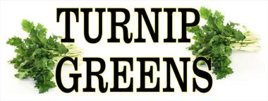 Turnip Greens.
