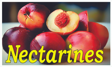 Nectarines in Living Color Get You Noticed.