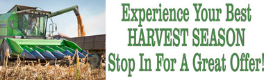 Farm Banner Experience Your Best harvest Season.