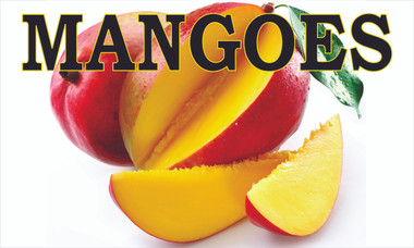 Mangoes So Real Looking it Makes You Want to Stop & Buy.