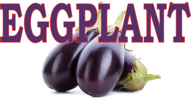 Eggplant Banner with its Vivid Color Makes it Stand Out Brings in Customers.