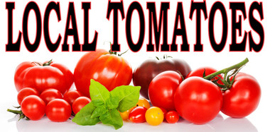 Local Tomatoes with Different Verities Gets You Noticed with the Color Contrast.