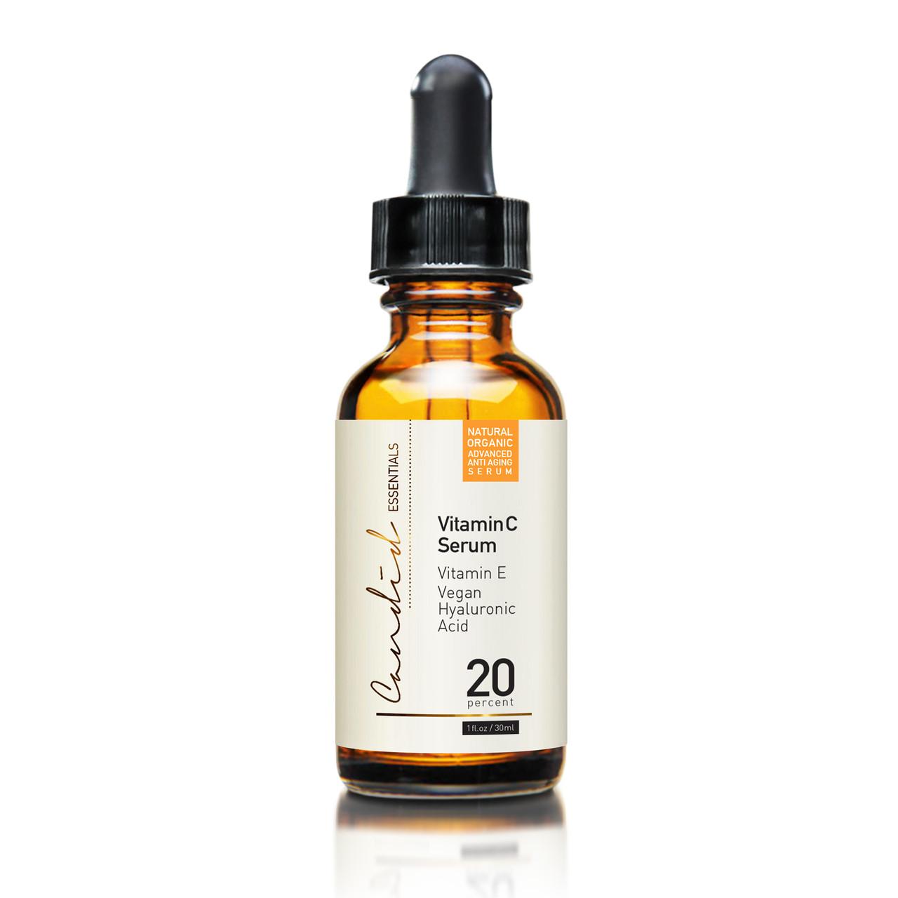 organic and natural vitamin c serum. Black Bedroom Furniture Sets. Home Design Ideas