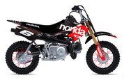 Honda CRF50 Graphics - CRF50 Graphics by SK Designs Australia