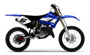 Yamaha YZ 2015 / 2016 / 2017 Graphics Kits - by SK Designs Australia