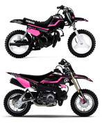 Yamaha PW50 Graphics Kits - By SK Designs Australia