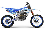 YZ250F YZ450F Yamaha Graphics by SK Designs Australia