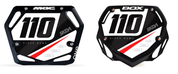 MAC / BOX Custom BMX Plates