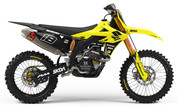 2018 Suzuki RMZ Graphics Kit - by SK Designs Australia