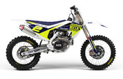 2016 2017 2018 Husqvarna Graphics - by SK Designs Australia