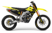 2018 2019 Suzuki RMZ Graphics Kit - by SK Designs Australia