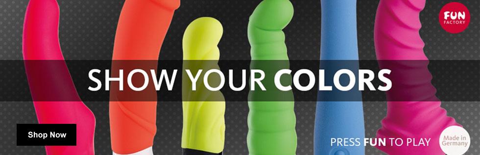Buy Fun Factory Vibrators & Fun Factory Dildos at Melrose Urban Female
