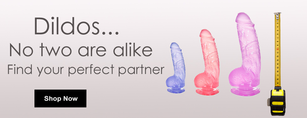 Melrose Urban Female has a wide selection of dildos.  Small and large.  Discreet shipping