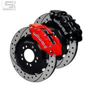 """GM 88-00 C1500 14""""  Rear Big Brake Kit"""