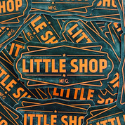 Little Shop MFG Sticker