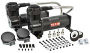 VIAIR 444C DUAL PACK  COMPRESSORS *FREE SHIPPING*