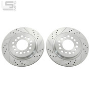Replacement Rotors for Disc Conversion Kits (5x4.5 / 5x4.75 / 5x5 pattern)