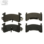 Replacement Pads for Disc Brake Conversions