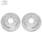 Replacement Rotors for Disc Conversion Kits (6x5.5 pattern)