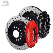 "Wilwood 140-10012 Rear 14"" Big Brake Kit (Big Ford New Style)"